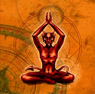 yoga satanista