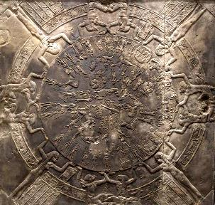 zodiac de la Tentyra